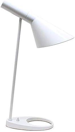 Lámpara de mesa JACOBSEN, réplica, Blanco. Lampara AJ de mesa con ...