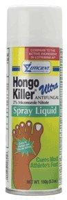 Hongo Killer Ultra Antifungal Spray Liquid 5.3 oz.