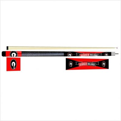 Georgia Bulldogs Varsity Billiard Cue Stick