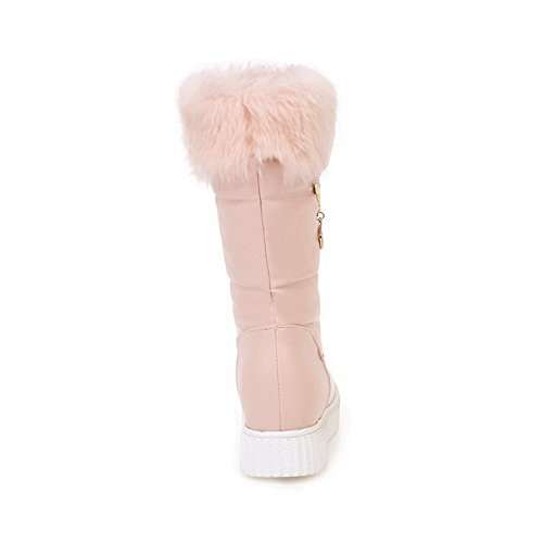 Donna A Andku01976 Pink An Alto Collo HPIgwzIUq