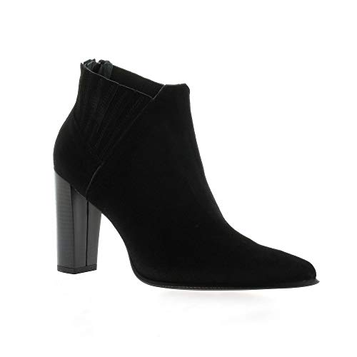 Velours Pao Boots Pao Boots Cuir Noir 5Iq6Oz