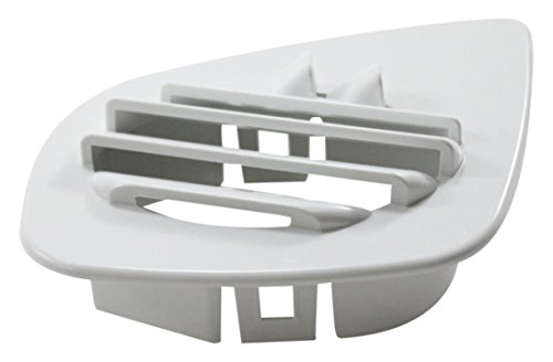 Whirlpool 67006316I Refrigerator Parts Grille, Ref. Air by Whirlpool