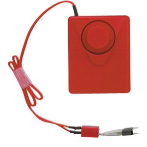 Fire Extinguisher Cabinet Alarm (Red) ()