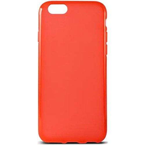 Ksix B0925FTP06 Flex Case TPU für Apple iphone 6 11,2 cm (4,7 Zoll) rot