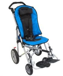 Convaid Ez Rider Stroller (16'', Black) by Convaid