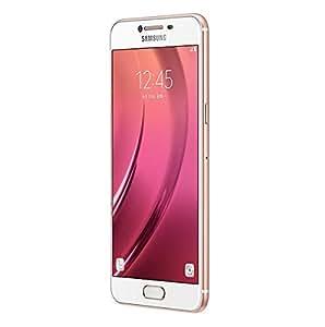 Samsung Galaxy C7 Dual Sim - 32GB, 4G LTE, Rose Gold