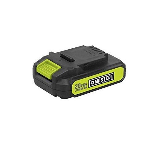 Buy master mechanic drill battery 20v