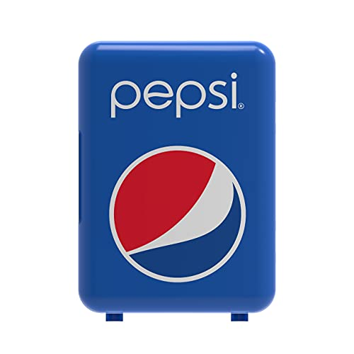 CURTIS Pepsi 6-can Mini Fridge