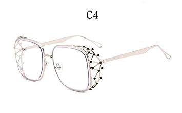 TYJYY Gafas de Sol Vintage Steampunk Gafas De Sol Mujer Lujo ...