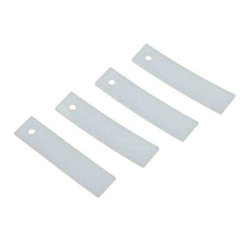 Ekond for WE1M333 Dryer Front Drum Slide 4 PC Kit WE1M504, PS755842 by Ekond