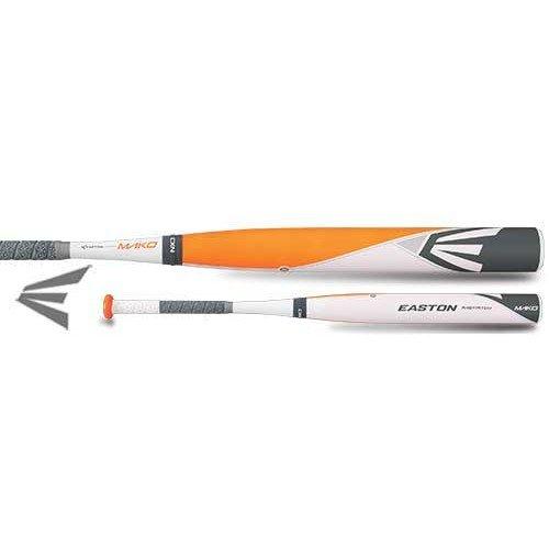 New Easton FP14MK Mako 34/24 Fastpitch Softball Bat 2014 -10 Orange 2 1/4'' by Easton