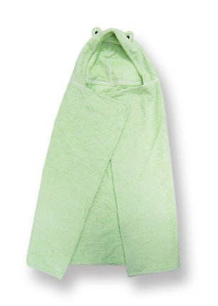 Frog Character Hooded Towel - Trend Lab Frog Character Hooded Towel, Frog
