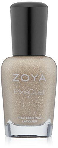 - ZOYA Nail Polish, Godiva Pixiedust, 0.5 Fluid Ounce