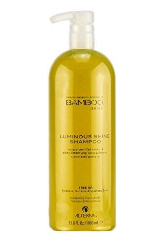 (Alterna Bamboo Shine Luminous Shine Shampoo, 33.8 Ounce)
