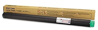Ricoh 888029 Type 1160W Black Toner for AF240W, AF470W, Aficio 480W, MP W2400, MP W3600, MP W3601, MP W6700SP, SP W2470