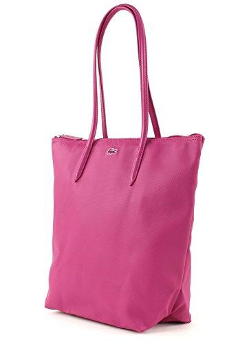 Concept Lacoste 12 Fuchsia Bag Festival L Shopping Vertical 12 qvtgBxwv