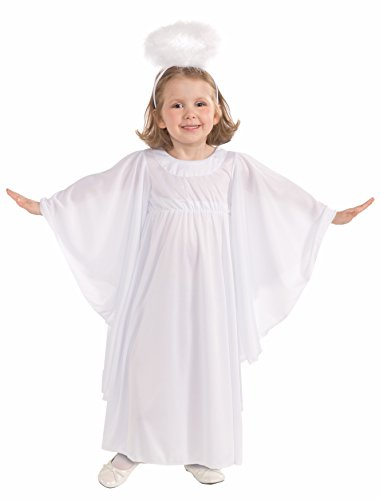 Angel Costume For Toddler Girl (Forum Novelties Deluxe Angel Child's Costume,)