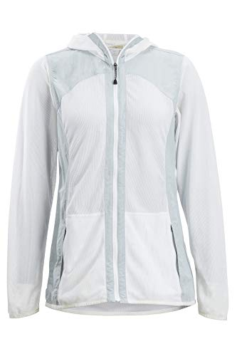 ExOfficio Women's BugsAway Damselfly Jacket, White/Oyster, ()