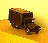 1/87 Scale Roco US GMC Military Shop (Gmc Military Trucks)