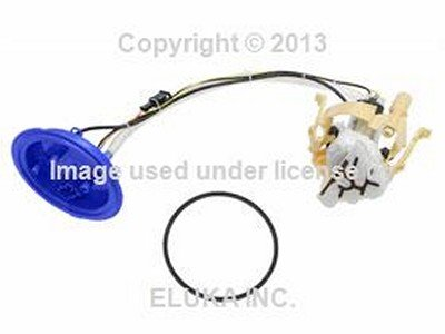 BMW Genuine Fuel Pump with Seal - In-Tank Suction Device Right Right for 760i ALPINA B7 ()