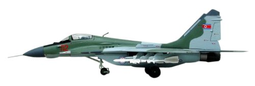 1/72 MiG-29 フルクラム 北朝鮮空軍 WTW-72-019-017