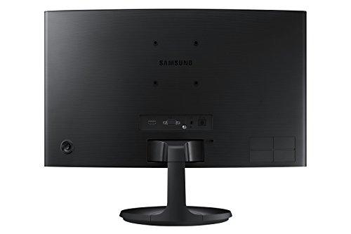 Samsung LC24F390FHU - Monitor para PC Desktop de 24'' (1920 x 1080 pixeles, Full HD, HD 1080, 3000:1, mega contrast),...