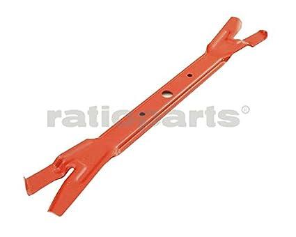 Snapper - Cuchilla para cortacésped (838 mm): Amazon.es: Jardín