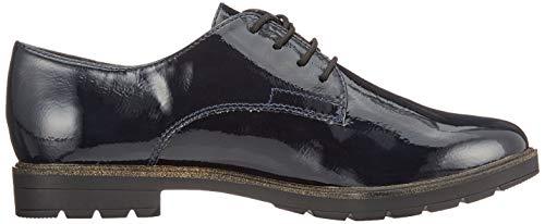 Blu Oxford 21 805 23600 Stringate Navy Tamaris Scarpe Donna wqI5wY8