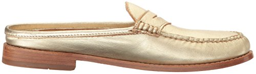 71 Bass Wynn Mule Open ZBJzvKBNRJ amp; 22809 H Women's Back Gold Shoe G I10qZ51