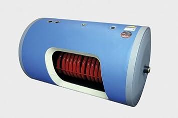 140 Liter Warmwasserspeicher - liegend - mit 1 Wärmetauscher ...