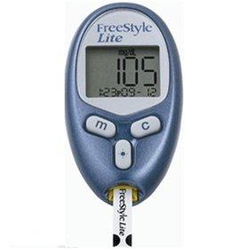 FreeStyle Lite surveillance de la glycémie Kit Système diabétique mètre