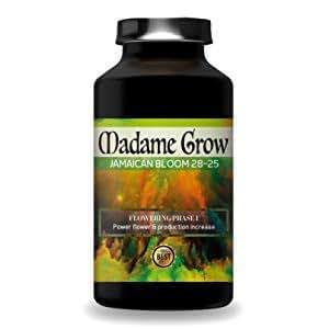MADAME GROW / Fertilizante Orgánico Floración Marihuana/PK ...