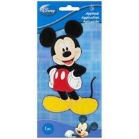 Disney Mickey Mouse Sew-On AppliqueNew by: CC by CraftyCrocodile