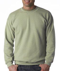 Gildan 7.75 oz 50/50 Crew Neck - Serene Green ()
