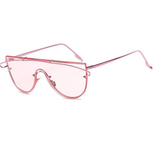 Pieza Americana Película Gafas Protección Personalidad Sol UV Lente Europea Océano Océano De 2018 Y De De 1 Gafas Nuevas 5 De De Sol De Una Tendencia IaUqUP