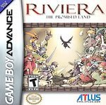 Riviera: The Promised Land (nintendo Game Boy Advance, 2005) Used