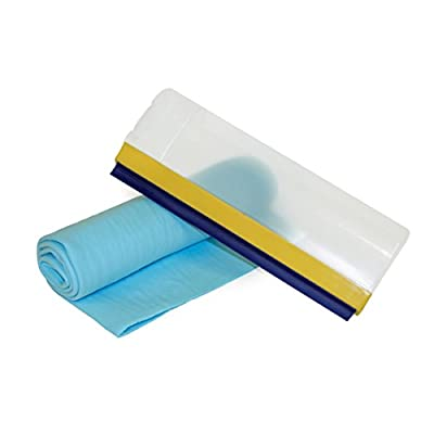 Carrand 40209 Evaporator PVA Drying Towel with Wipeout Blade Canister, 3 sq ft: Automotive