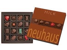 The Neuhaus Collection - Milk Chocolate by Neuhaus