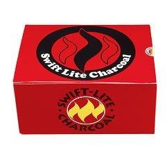 Swift-Lite Charcoal - Box of 10 Rolls