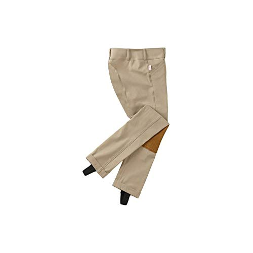 Tailored Sportsman Girls Trophy Hunter Low Rise Jodhpurs Tan ()