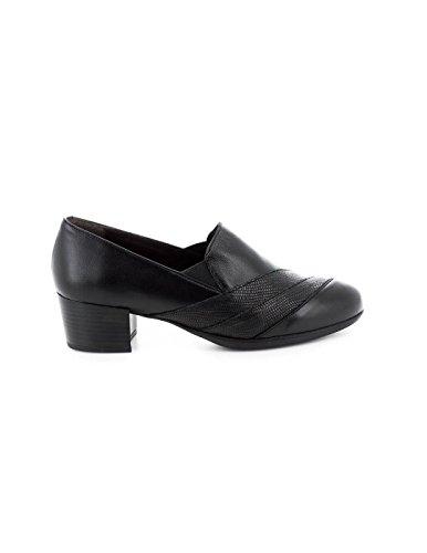 Negra Modabella 66 Piel Zapato 1129MC De Negro ztWqzxd