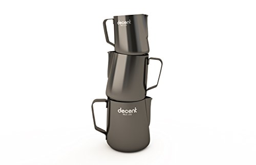 Milk Jug with classic spout (all 3 sizes)