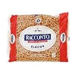 Racconto Whole Wheat Elbow Pasta, 16 Ounce - 12 per case.
