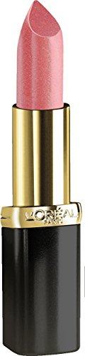 L'Oreal Paris Lippen Make-up Color Riche Collection Exclusive, N°1 Eva's Nude / schimmernder Lippenstift für junge, natürliche Lippen voller Glanz, 1er Pack