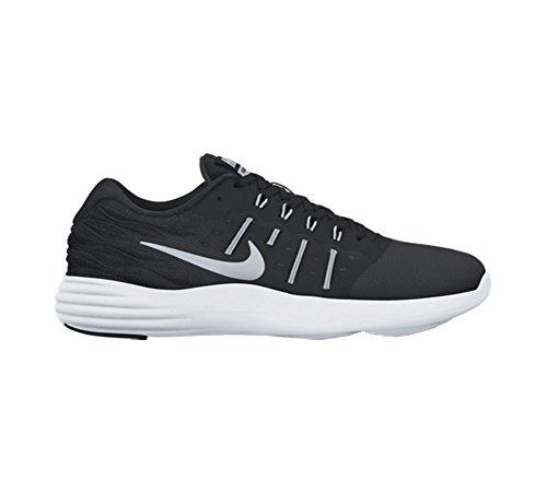 Scarpa Da Corsa Nike Lunarstelos Nera / Argento Metallizzato / Antracite / Bianco