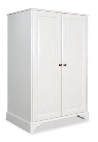 Oxford Painted doble para colgar armario bajo muebles de: Amazon.es ...