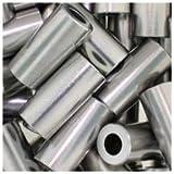 WIDGETCO 1//4 x 3//4 Aluminum Spacer