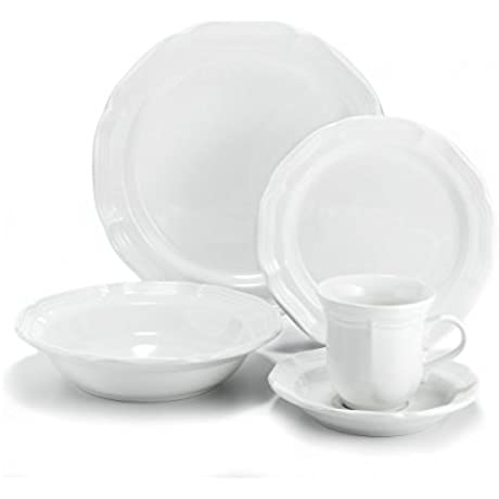 Mikasa French Countryside 20 Piece Dinnerware Set