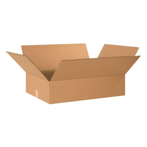 Flat Corrugated Boxes (Aviditi 24186 Flat Corrugated Box, 24