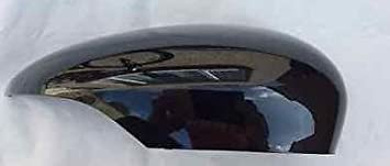FIESTA 08-2017 PASSENGER SIDE WING MIRROR COVER IN MOONDUST SILVER.